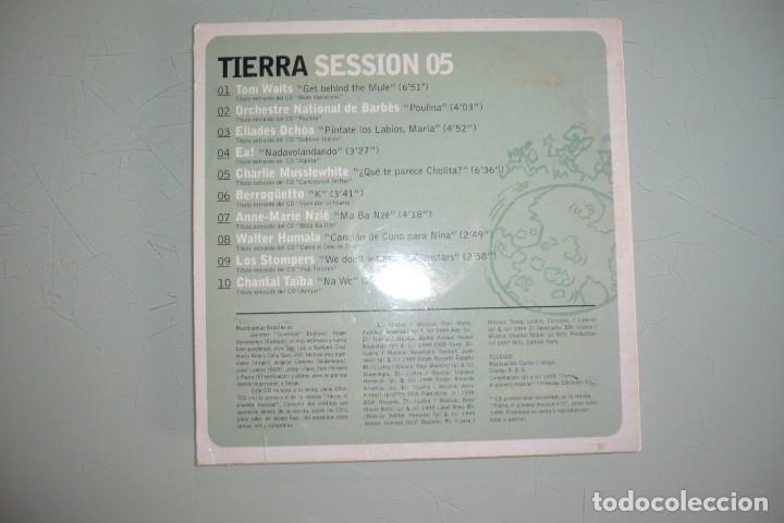 CDs de Música: 4 Cds - Tierra Session - El planeta Musical - Foto 3 - 195058132