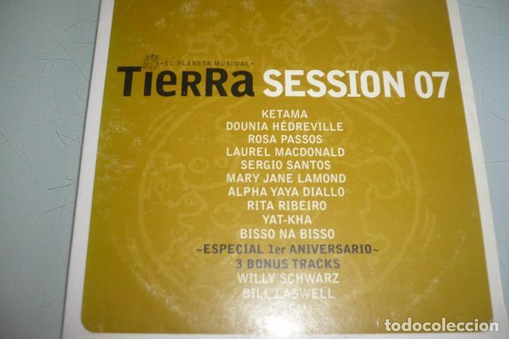 CDs de Música: 4 Cds - Tierra Session - El planeta Musical - Foto 6 - 195058132