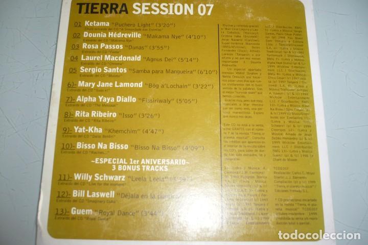 CDs de Música: 4 Cds - Tierra Session - El planeta Musical - Foto 7 - 195058132