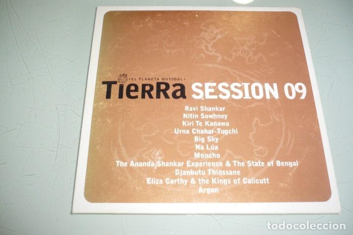CDs de Música: 4 Cds - Tierra Session - El planeta Musical - Foto 8 - 195058132