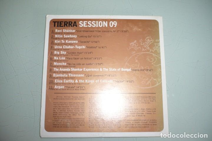 CDs de Música: 4 Cds - Tierra Session - El planeta Musical - Foto 9 - 195058132
