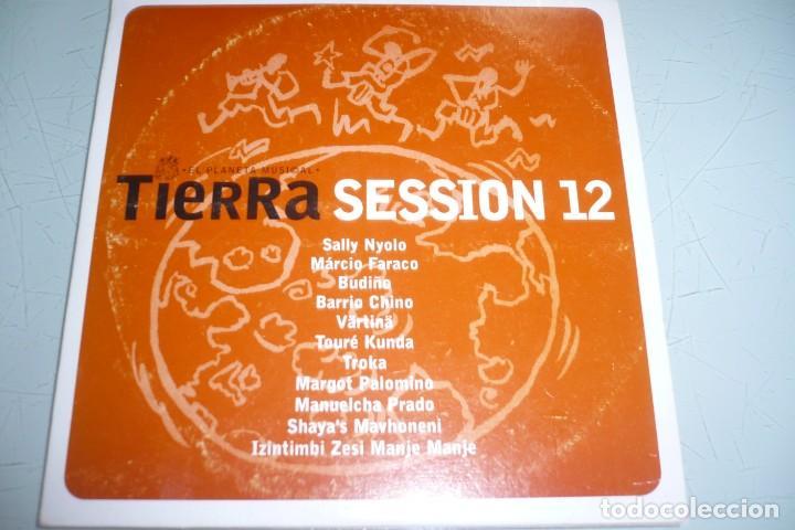 CDs de Música: 4 Cds - Tierra Session - El planeta Musical - Foto 10 - 195058132