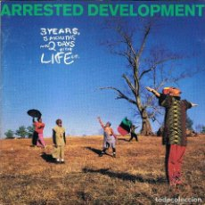 CDs de Música: ARRESTED DEVELOPMENT - 3 YEARS, 5 MONTHS & 2 DAYS IN THE LIFE OF. CD. Lote 195062160