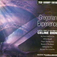 CDs de Música: DOBLE CD ALBUM: GREGORIAN EXPERIENCE - A GOTHIC TRIBUTE TO CELINE DION - 30 TRACKS - GALAXY 2003. Lote 195062695
