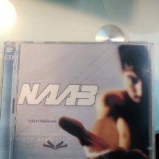 CDs de Música: NAAB – SALAM HALEIKOUM (DOBLE CD). Lote 195062732