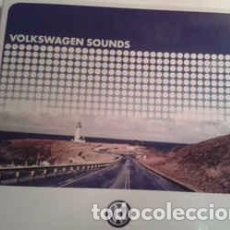 CDs de Música: VARIOUS - VOLKSWAGEN SOUNDS (CD, COMP, PROMO) LABEL:THE MUSIC MARKETEERS CAT#: MUMA 65565 . Lote 195062917