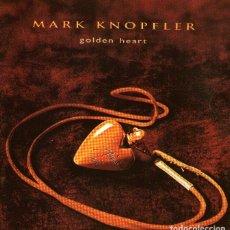 CDs de Música: MARK KNOPFLER - GOLDEN HEART - CD ALBUM - 14 TRACKS - MERCURY LONDON - AÑO 1996. Lote 195063092