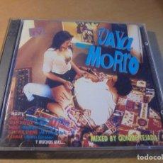 CDs de Música: RAR 2 CD'S. VAYA MORRO. QUIQUE TEJADA. BOMBERS, ANNAH, X-SAMAR, JAMTRONIC. Lote 195066887