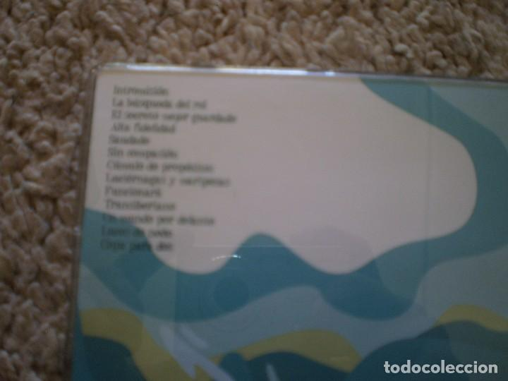 CDs de Música: CD. LORI MEYERS. CRONOLANEA. MUY BUENA CONSERVACION - Foto 2 - 195068438