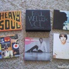 CDs de Música: CAJA 5 CD´S PAUL WELLER. MUY BUENA CONSERVACION. Lote 195072742