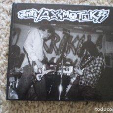 CDs de Música: LIBRO CD. ANTI/DOGMATIKSS. MUY BUENA CONSERVACION. Lote 195075313