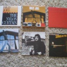 CDs de Música: CAJA 5 CD´S BILLY JOEL. MUY BUENA CONSERVACION. Lote 195076328