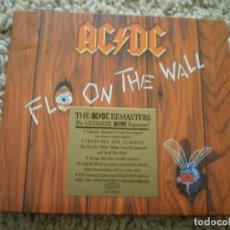 CDs de Música: CD DIGIPACK. AC-DC. FLY ON THE WALL. LIBRETO. MUY BUENA CONSERVACION. Lote 195079875