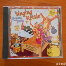 CDs de Música: CD THE SINGING KETTLE - PYJAMA PARTY (M3). Lote 195085206