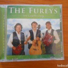 CDs de Música: CD THE FUREYS - THE COMPILATION (O3). Lote 195086535