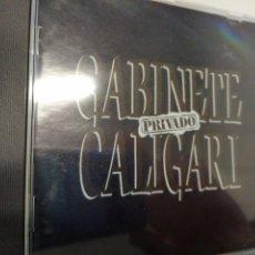 CDs de Música: CD GABINETE CALIGARI PRIVADO NUEVO ÉXITOS NUEVO. Lote 195092016