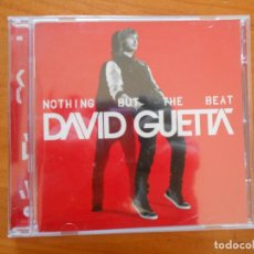 CDs de Música: CD DAVID GUETTA - NOTHING BUT THE BEAT (2 CD'S) (S3). Lote 195092280