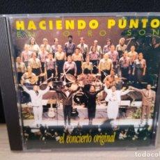 CDs de Música: HACIENDO PUNTO CD EN OTRO SON EL CONCIERTO -CD IMPORTADO-PUERTO RICO. Lote 195092561
