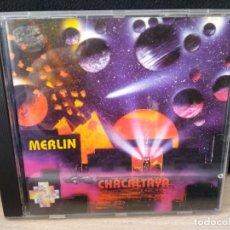 CDs de Música: MERLIN -CD CHACALTAYA -CONJUNTO MUSICA DE BOLIVIA -IMPORTADO . Lote 195092681