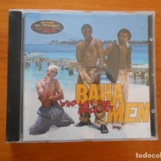 CDs de Música: CD BAHA MEN - WHO LET THE DOGS OUT (W3). Lote 195093617