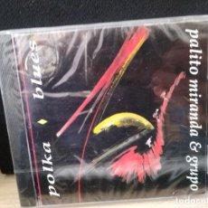 CDs de Música: PALITO MIRANDA & GRUPO - JAZZ FUSION -SAXOFONISTA PARAGUAY. Lote 195100901