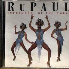 CDs de Música: RUPAUL CD ÁLBUM. Lote 195101652