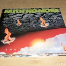 CDs de Música: FAITH NO MORE 2 CD THE REAL..DELUXE EDIT.BOXSET 2015 -SOUNDGARDEN-PEARL JAM (COMPRA MINIMA 15 EUR). Lote 195102115