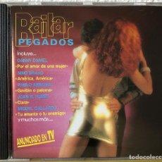 CDs de Música: BAILAR PEGADOS, CD ÁLBUM. Lote 195104072