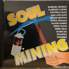 CDs de Música: SOUL MINING CD ÁLBUM. Lote 195107630