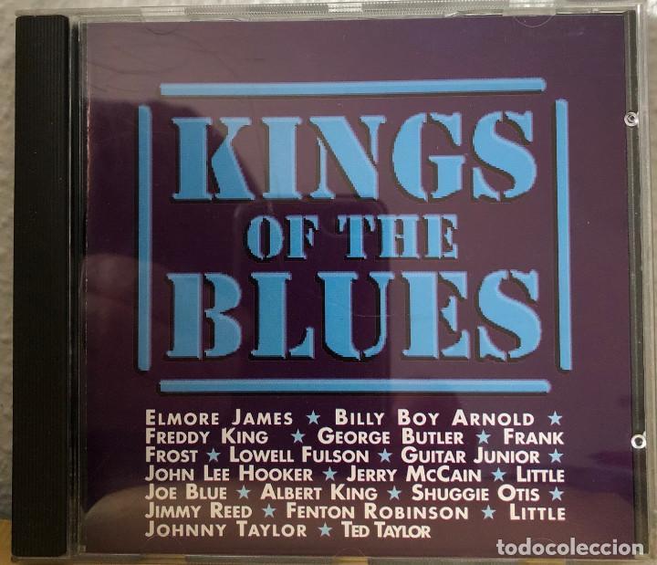 KINGS OF THE BLUES CD ÁLBUM (Música - CD's Jazz, Blues, Soul y Gospel)