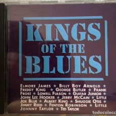 CDs de Música: KINGS OF THE BLUES CD ÁLBUM. Lote 195107802