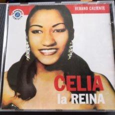 CDs de Música: CELIA CRUZ CELIA LA REINA. Lote 195108663