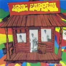 CDs de Música: MUSIC EMPORIUM CD MUSIC EMPORIUM ROCK PSICODÉLICO MUY RARO 1969 COLECCIONISTA DESCATALOGADO. Lote 195123038