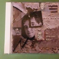 CDs de Música: MIKE MAINIERICDAN AMERICAN DIARY COMO NUEVO + 5€ENVIO C.N. Lote 195123551