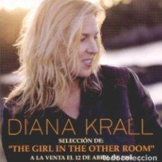 CDs de Música: DIANA KRALL – SELECCIÓN DE: THE GIRL IN THE OTHER ROOM. Lote 195123667