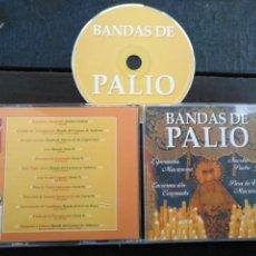 CDs de Música: CD SEMANA SANTA BANDAS DE PALIO SEVILLA VIRGEN ESPERANZA MACARENA ENARNACION CORONADA ETC. Lote 195124286