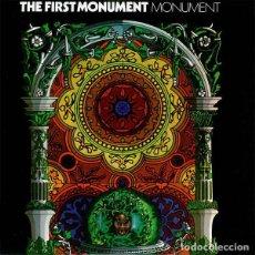 CDs de Música: MONUMENT CD FIRST MONUMENT ROCK PSICODÉLICO MUY RARO 1971 COLECCIONISTA DESCATALOGADO. Lote 195124568