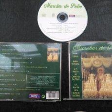 CDs de Música: CD SEMANA SANTA MARCHAS DE PALIO BANDAS SORIA 9 SALTERA OLIVA MARCHAS MACARENA AMARGURA ROCIO ESTREL. Lote 195127052