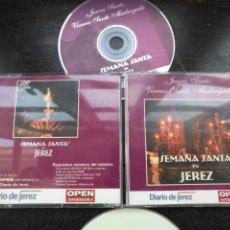 CDs de Música: CD ROM SEMANA SANTA JEREZ CADIZ JUEVES SANTO VIERNES SANTO MADRUGADA VOL. 3 CD ROOM . Lote 195127862