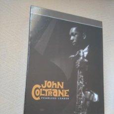 CDs de Música: JOHN COLTRANE (6 CDS) BOX SET FEARLESS LEADER - NUEVO PRECINTADO. DESCATALOGADO. Lote 195131713