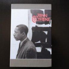 CDs de Música: JOHN COLTRANE (5 CDS) INTERPLAY (BOX SET) COMO NUEVO. DESCATALOGTADO. Lote 195132656