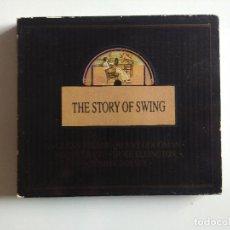 CDs de Música: THE STORY OF SWING CD VARIOS DESCATALOGADO - GLENN MILLER - BENNY GOODMAN - TOMMY DORSEY RARO. Lote 195133526