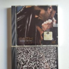 CDs de Música: 2 CDS GEORGE MICHAEL - FAITH - LISTEN WITHOUT PREJUDICE. Lote 195138423