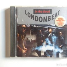 CDs de Música: CD LONDONBEAT IN THE BLOOD 1990 I'VE BEEN THINKING ABOUT YOU. Lote 195139423