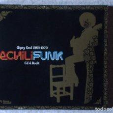 CDs de Música: ACHILIFUNK.GIPSY SOUL 1969-1979...MUY ESCASO. Lote 195141288