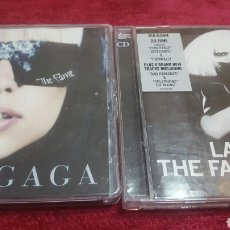 CDs de Música: LADY GAGA LOTE 2 CD MONSTER. Lote 195143992