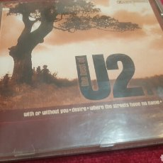 CDs de Música: THE BEST OF U2 TRIBUTO CD. Lote 195144097