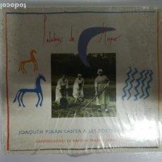 CDs de Música: JOAQUÍN PIXÁN - PALABRES DE MUYER - ASTURIES - PRECINTADO. Lote 195145107