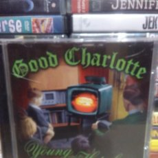 CDs de Música: GOOD CHARLOTTE - THE YOUNG AND THE HOPELESS. Lote 195152405