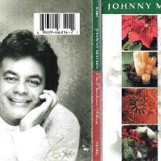 CDs de Música: JOHNNY MATHIS - THE CHRISTMAS ALBUM. Lote 195153556